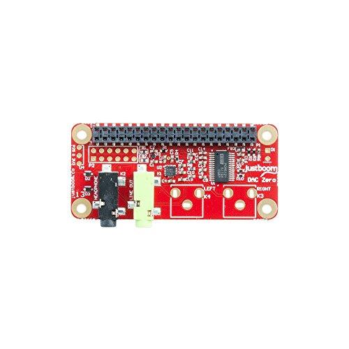Preisvergleich Produktbild JustBoom DAC Zero pHAT für Raspberry Pi Zero und Zero Wireless