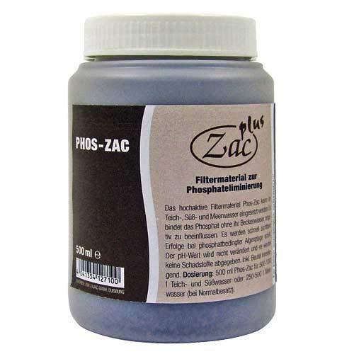 ZacPlus Phos-Zac 360g Filtermaterial zur Phosphatentfernung