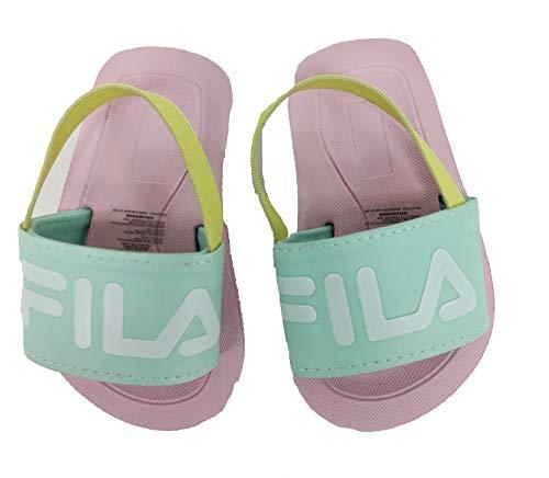 Fila Unisex-Child Disruptor II Sneaker, Triple White, 5 M US Big Kid