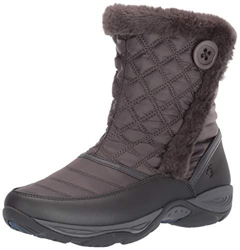 Easy Spirit Women's Exposure2 Mid Calf Boot, Grey 020, 9.5