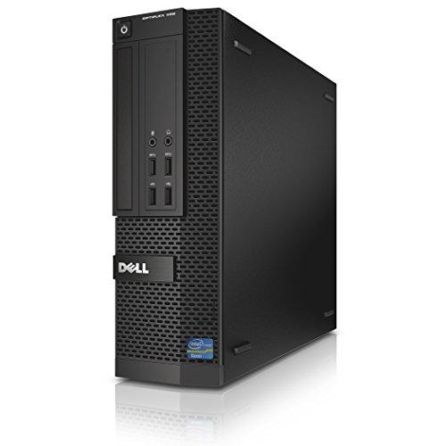 Dell Optiplex XE2 SFF Desktop Computer PC Wifi Intel Core i5 4th Generation 4570S 2.9Ghz Upto 3.6GHz 16GB 1TB DVDRW Windows 10 Professional (Renewed)