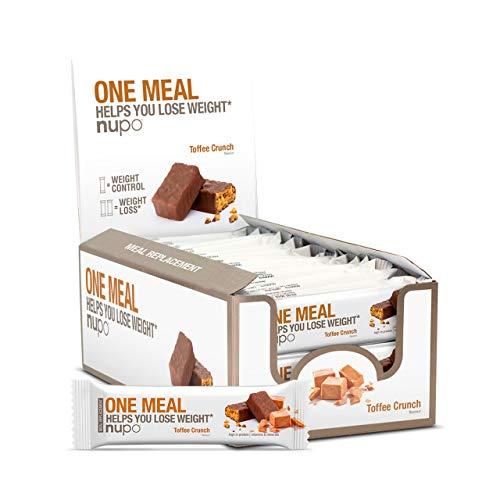 Nupo Nupo one meal maaltijdvervanger Toffee Crunch