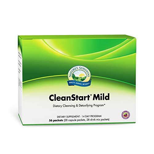 Nature's Sunshine CleanStart Mild 56 Packets