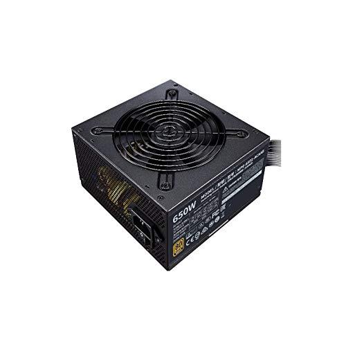 Cooler Master Fuente Alimentacion Mwe Bronze 650w 80+ Bronze BU