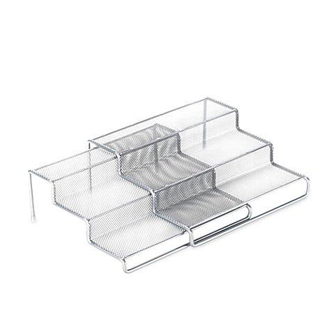 .ORG 3-Tier Expandable Metal Mesh Shelf (1)