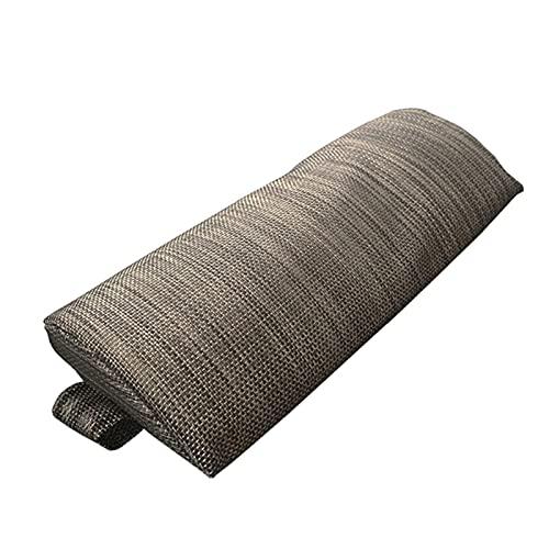 Lamptti Cuscino Universale Testa Poggiatesta per Poltrona/Poltrona Reclinabile, Poggiatesta Divano Cuscino per Il Collo in Rete Traspirante Cuscino per Auto