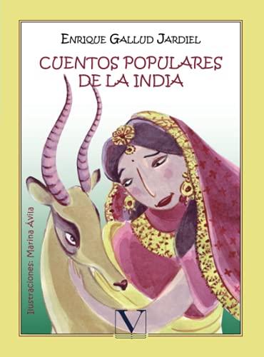 Cuentos populares de la India (Infantil-Juvenil)