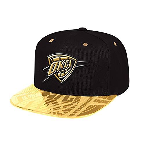 Mitchell & Ness NBA Oklahoma City Thunder Gold Standard - Gorra para...