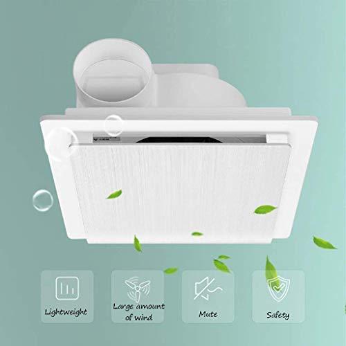 """Extractor De Baño, Extractor de baño, ventilador, extractor de cocina, ventilador centrífugo, 10"""", para cocina/sala de estar/baño"""