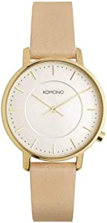 Komono Women's W4106 Watch Brown