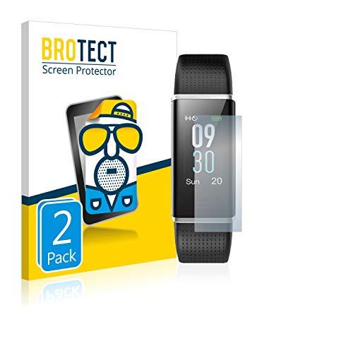 BROTECT 2X Entspiegelungs-Schutzfolie kompatibel mit Yamay SW352 Displayschutz-Folie Matt, Anti-Reflex, Anti-Fingerprint