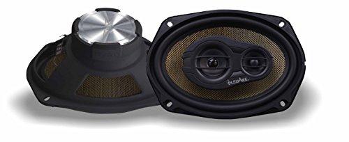 In Phase Car Audio XTC69.3 400W 6x9' XTC Series 3-Way Coaxial Speaker...