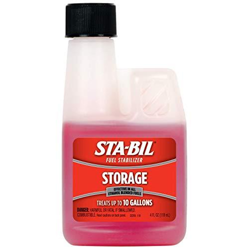 STA-BIL Storage Fuel Stabilizer - Guaranteed To Keep Fuel Fresh Fuel...