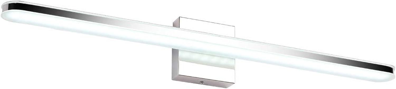 Ikakon LED Vanity Lights 23.6 inchs 12W Cool White LED Bathroom Make-up Mirror Lighting