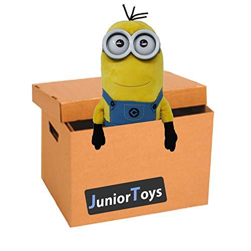 JuniorToys Minions Mystery Paket mit mindestens 10 Artikeln