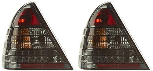 FK Automotive FKRLXLMB8023 LED Feux arrière, Noir