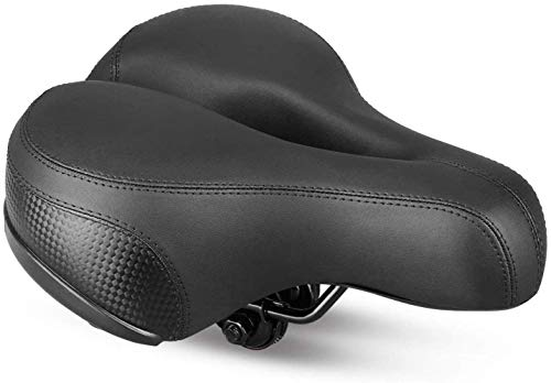 U/A -Alquiler Montar de la Bici de Silla de Montar en Bicicleta Amortiguador de Asiento de Bicicleta a Prueba de Golpes de ratón Diseño DAGUAI