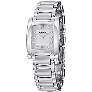 Ebel Brasilia Womens Mother of Pearl Diamond Watch 9256M32/98500 / 1215776 Review and Buy NOW!!! and review