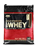Gold Standard 100% ホエイ プロテイン ダブルリッチチョコレート 4.54kg (10lbs) [米国メーカー正規品] [海外直送品]