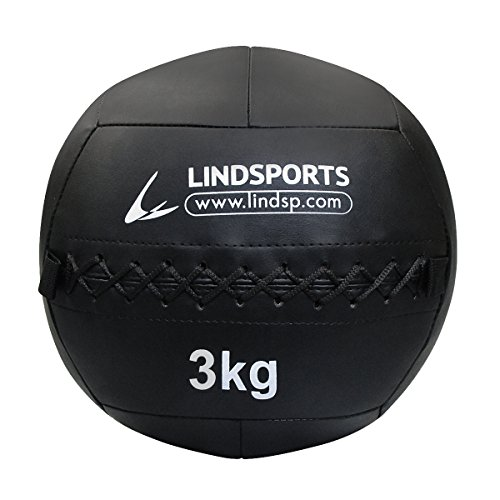 LINDSPORTS ソフトメディシンボール (3キログラム)