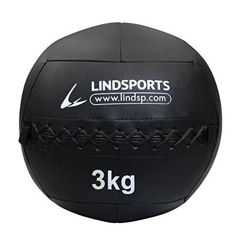 LINDSPORTS ソフトメディシンボール (2キログラム)