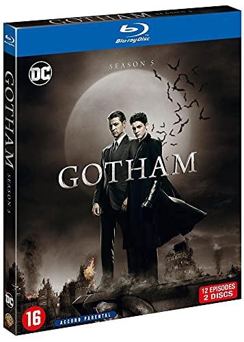 41yqjBEccyS. SL500  - Gotham Saison 5 : La légende de Batman s'écrit dès maintenant sur Netflix