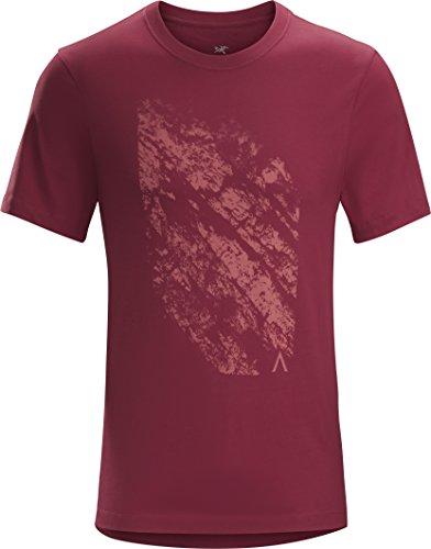 Arc'teryx Arcteryx Lines T-Shirt Herren RED Beach (L)