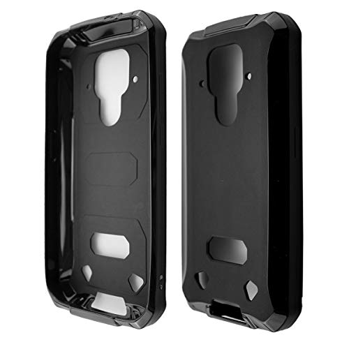 caseroxx TPU-Hülle für Doogee S68 Pro, Handy Hülle Tasche (TPU-Hülle in schwarz)