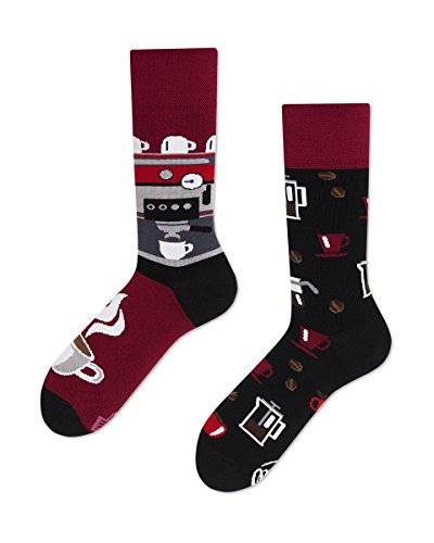 Many Mornings unisex Socken Dark Espresso (43/46)