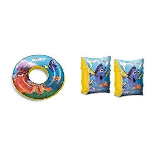 Lively Moments Inflatable Floating Ring / Bath Ring / Floating Right & Armbands/Bracelets Disney Pixar - Finding Dory / Find Nemo 2