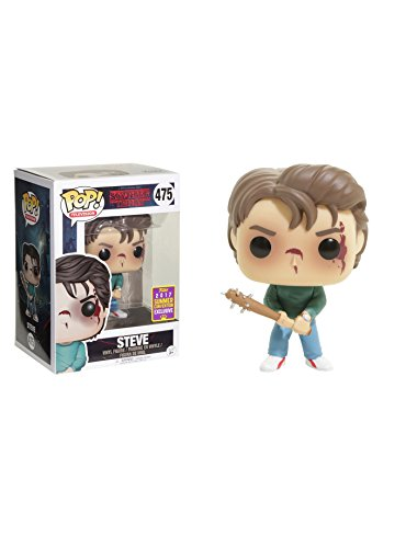 Funko POP! Stranger Things: Steve Exclusivo