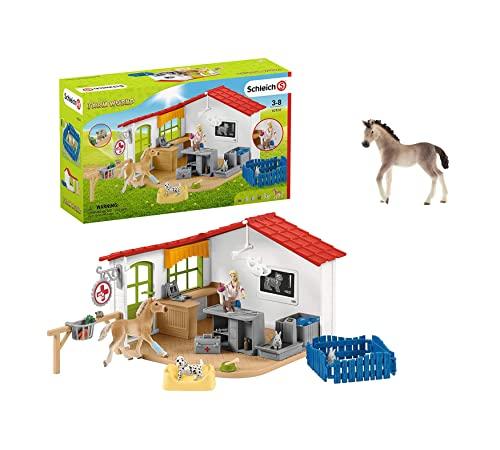 Schleich 42502 Farm World Spielset -...