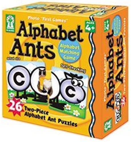 - Photo First Games, Alphabet Ants by Reg