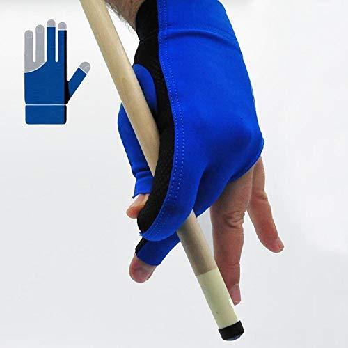 KAMUI Quick-Dry Handschuh Größe L blau für die Linke Hand