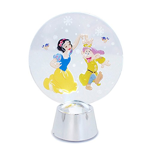 Department 56 Disney Snow White and Dopey Holidazzler, Multi-Colour