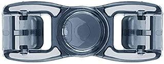 Aegend Swimming Goggles Detachable Plastic Circle Clip - Black