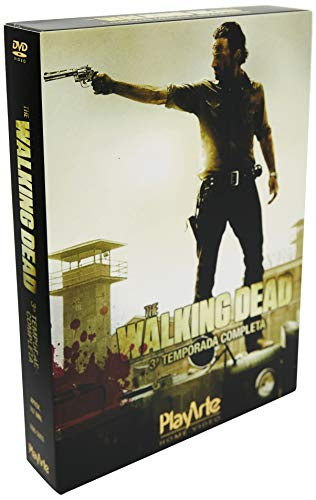 The Walking Dead 3A Temporada - (5 Dvds)