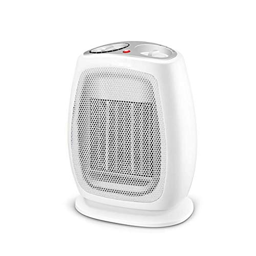 Amazing Deal Zyyqt Fan Heaters, PTC Ceramic Hot & Cool PTC Heater Quiet Portable Desk Heater with Fa...