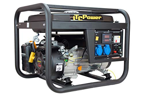 ITCPower IT-GG4100L Generador Gasolina