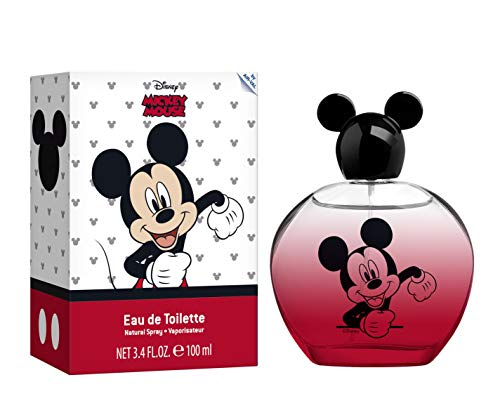 Mickey Mouse, Disney, Fragrance, for Kids, Eau de Toilette, EDT, 3.4oz, 100ml, Cologne, Spray, Made in Spain, by Air Val International