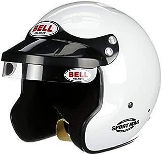 Bell 1426005 SPORT MAG WHITE 2X-LARGE (63-64) SA2015 V.15 BRUS HELMET