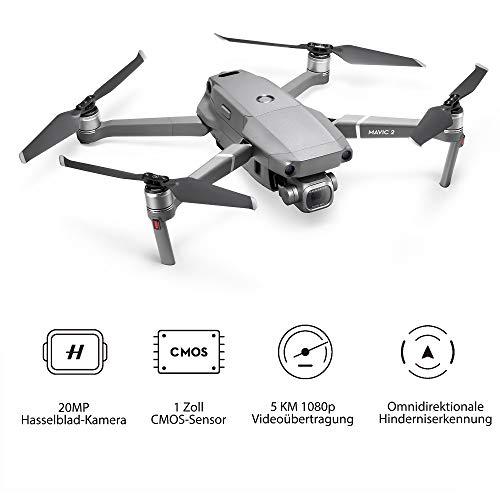 DJI Mavic 2 Pro + Fly More Kit – Drohne mit Hasselblad Kamera - 2