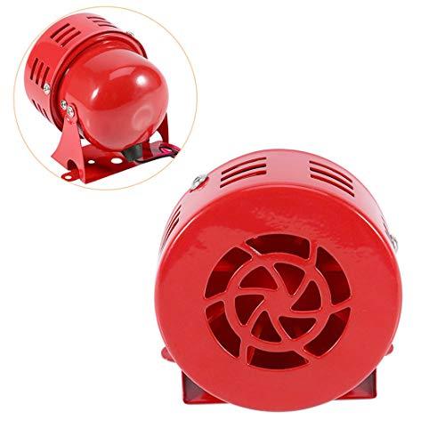 Lowest Price! Aodesy DC 24V Industrial Bell Siren Horn Sound Buzzer Alarm 110dB MS-190 Alarm Sound M...
