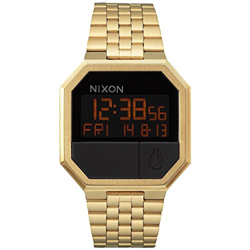 Nixon RE-RUN A158502 - Reloj unisex (certificado renovado)