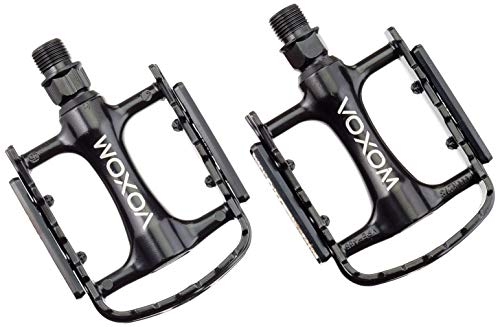 Voxom Fahrradpedale Pe21 Pedale, schwarz, One Size
