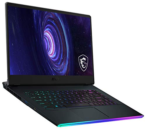 MSI GE66 Raider 10UE-262 39,62 cm (15,6 Zoll / 240 Hz) Gaming-Laptop Intel Core i7-10870H Prozessor, NVIDIA GeForce RTX 3060 Laptop GPU, 16 GB DDR4-3200 (2x 8 GB Dual-Channel), 1TB, Windows 10 Home