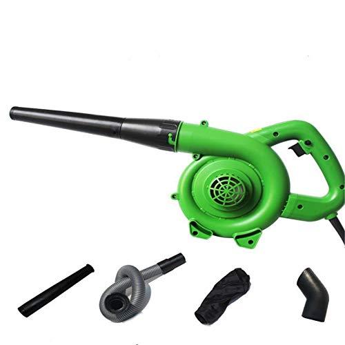 K99 1200W Garten Vacuum Laubsauger, tragbares elektrisches Gebläse, Staub-Kollektor, Rußblaseinrichtung, Blatt Entfernung Maschine, gebraucht Yard Blatt Reinigung,with Hose