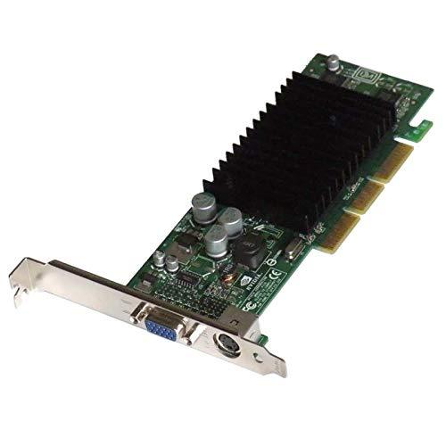 NVIDIA - Tarjeta HP GeForce MX440 P118 322891-001 319956-001 64 MB AGP 8X VGA S-Video