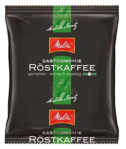 Melitta Röstkaffee, Gemahlener Filterkaffee, Würzig mit schokoladiger Note, Mittlerer Röstgrad, 17 x 70 g