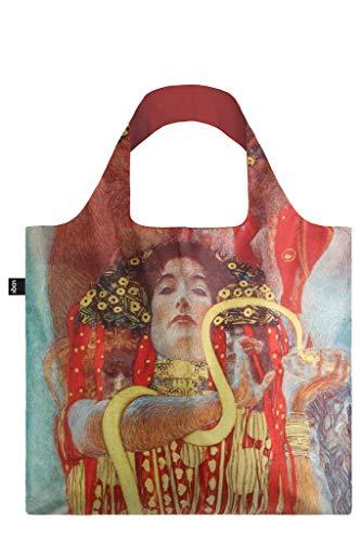 Loqi Museum Gustav Klimt Hygieia, 1900-07 Einkaufstasche Bolso de Viaje, 50 cm, (Hygieia)